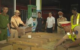 Đắk Lắk: Phát hiện vụ vận chuyển thuốc lá lậu lớn nhất từ trước đến nay, được ngụy trang bằng hộp mì tôm