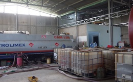 Hàng ngàn lít xăng giả tại Vũng Tàu được sản xuất như thế nào?