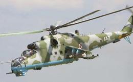 Tại sao không quân Mỹ lại sử dụng trực thăng tấn công Mi-24 của Nga?