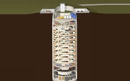 Khám phá hầm tránh bom hạt nhân của giới siêu giàu Mỹ