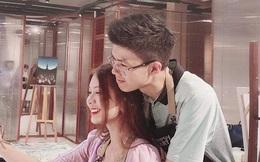 Thiếu gia Phan Hoàng đăng ảnh rõ mặt bạn gái mới sau khi bồ cũ khoe anh yêu giấu mặt