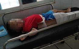 Vụ bé 3 tuổi bị gãy xương đùi trong lớp: Cô giáo gác chân phải của bé lên cổ
