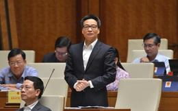 Phó Thủ tướng Vũ Đức Đam nói về việc cách chức Hiệu trưởng ĐH Tôn Đức Thắng Lê Vinh Danh