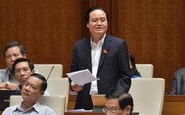 Bộ trưởng Giáo dục: Rà soát chi phí, xin trả lại 29,7 triệu USD