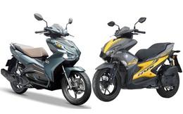 Ngân sách hơn 50 triệu nên chọn mua Yamaha NVX 2020 hay Honda Air Blade 2020?
