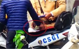 Kỷ luật 9 cán bộ CSGT ở Tiền Giang liên quan đến nhận 'mãi lộ'