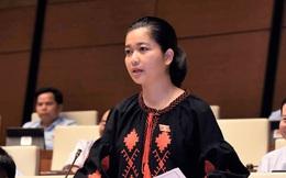 Đại biểu - Thiếu tá H'Bơ Khăp: 'Thời gian tới, Bộ trưởng tiếp tục ủng hộ làm thủy điện nhỏ đúng không?'