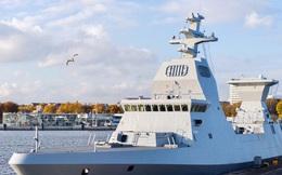 Israel thay đổi học thuyết hải quân với tàu chiến Sa'ar 6 mới