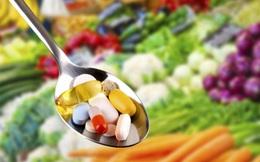 Những lầm tưởng về vitamin và chất bổ sung