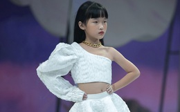 Gương mặt ấn tượng của mẫu nhí Trịnh Khánh Ngọc
