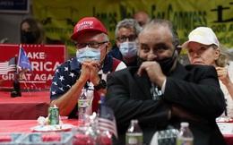 Cử tri Mỹ mòn mỏi ngóng chờ kết quả bầu cử