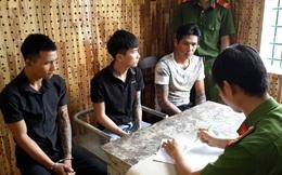 Chém nhau kinh hoàng tại quán nhậu ở Đắk Nông
