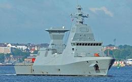 Israel nhận chiến hạm tàng hình mới siêu khủng: Xứng tầm soái hạm mạnh nhất Trung Đông