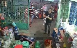 Nhóm giang hồ dùng hung khí truy sát người đàn ông ở Sài Gòn