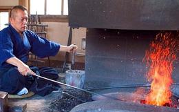 Kiếm Katana Nhật Bản có giá tới cả trăm triệu đồng: Nhìn nghệ nhân rèn kiếm mất 18 tháng để làm 1 thanh, bạn sẽ hiểu tại sao nó lại đắt đến thế