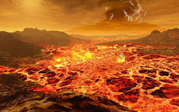 Phát hiện hành tinh 'địa ngục' với biển dung nham sâu 100km, gió siêu thanh tốc độ 5000 km/h, mưa tạo ra từ đất đá