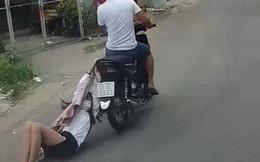 Tên cướp kéo lê cô gái trẻ trên phố ở Sài Gòn bị bắt