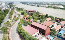 Ai chịu trách nhiệm về loạt công trình sai phạm tại khu sinh thái ven sông Đào?