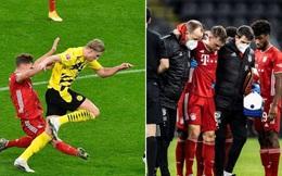 Bayern trả giá đắt sau trận thắng Dormund
