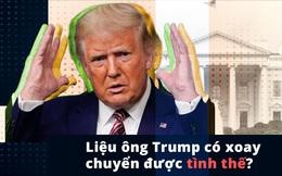 Bầu cử Mỹ: Từ cuộc đua đầy kịch tính đến cuộc chiến pháp lý, liệu ông Trump có xoay chuyển được tình thế?