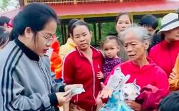 Sự thật đằng sau chuyện vợ giấu chồng rút 1,5 tỷ cứu trợ miền Trung