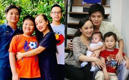 Bí quyết giữ lửa hôn nhân 16 năm của Tấn Minh và nghệ sĩ chèo Thu Huyền