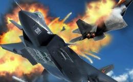 """Đấu không lại tiêm kích tàng hình Mỹ, Trung Quốc lên """"kế hiểm"""" diệt trừ F-22?"""