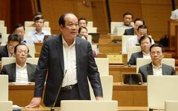 Bộ trưởng Mai Tiến Dũng: Từng có việc người chết vẫn có tên trong danh sách cử tri bầu trưởng thôn