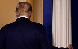 """Ông Trump dự định """"nhấn chìm"""" Iran trước khi rời nhiệm sở"""