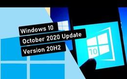 Cách tải và tạo bộ cài đặt Windows 10 October 2020 Update 20H2 bằng USB
