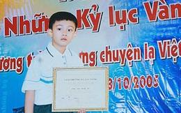 """Cậu bé Hà Nội từng được chương trình """"Chuyện lạ Việt Nam"""" tôn vinh ngày ấy: Tình trạng nhiều năm sau khiến ai cũng tiếc nuối"""