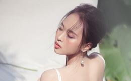 Gái đẹp xứ Nghệ từng 2 lần thi Hoa hậu khoe nhan sắc gợi cảm trong bộ ảnh mới