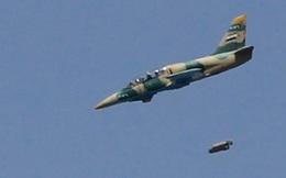 Trót tấn công, IS cay đắng thua đau trước đòn không kích Nga-Syria