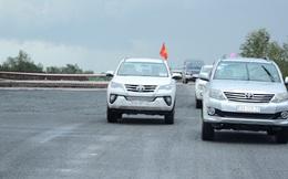 Cao tốc Trung Lương - Mỹ Thuận thông xe tạm vào Tết Nguyên đán