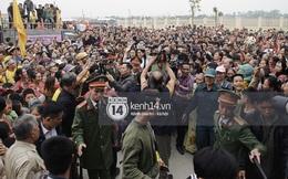 Cập nhật Hoa hậu Việt Nam Đỗ Thị Hà về làng: Nàng hậu ôm mẹ bật khóc, người dân đổ xô đông như 'vỡ trận' để chào đón
