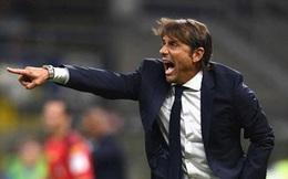 Inter Milan bị loại tức tưởi, HLV Conte mắng phóng viên té tát