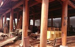 Gia đình nguyên Viện trưởng KSND tỉnhĐắk Lắk xây nhà trái phép