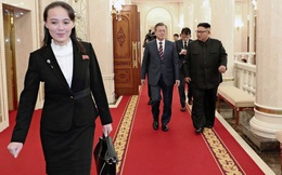 Em gái ông Kim Jong-un tái xuất sau tin đồn 'không còn sống'
