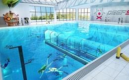 Bể lặn sâu nhất thế giới