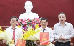 Bình Phước bổ nhiệm nhiều vị trí lãnh đạo chủ chốt