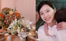 Mỹ nhân Vườn Sao Băng lần đầu lộ diện trên MXH sau 3 năm vắng bóng vì nghi án nhận biệt đãi lúc sinh con cho Bae Yong Joon