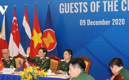 Lần đầu tiên, kênh quốc phòng ASEAN có khách mời của nước Chủ tịch