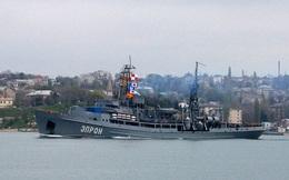 Hải quân Nga lần đầu tập trận cùng tàu NATO trong 10 năm
