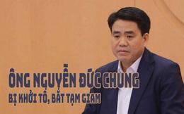 Sáng nay, xử kín cựu Chủ tịch Hà Nội Nguyễn Đức Chung và 3 đồng phạm vụ chiếm đoạt tài liệu mật