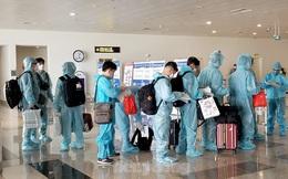 Đi máy bay không chấp hành quy định phòng dịch sẽ bị phạt 3 triệu đồng