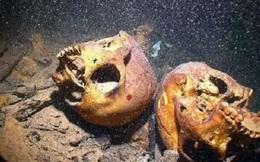 """Tìm thấy 10 bộ xương dưới đáy hồ, đội khảo cổ lạnh người nhận ra """"bí mật dưới nước"""""""