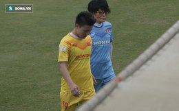 NÓNG: Quang Hải bất ngờ dính chấn thương, HLV Park Hang-seo lo lắng ra mặt