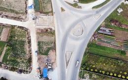 Đình chỉ công trình vi phạm hành lang an toàn giao thông ở Hưng Yên