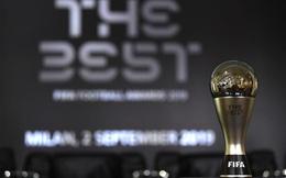 """Lewandowski """"so găng"""" cùng Messi và Ronaldo ở FIFA The Best 2020"""