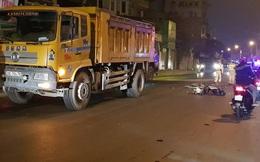Va chạm với xe tải, nam thanh niên tử vong tại chỗ